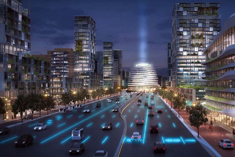 Amsterdam Park&Ride:Accessing the Smart City Via The Amsterdam Lelylaan Hub